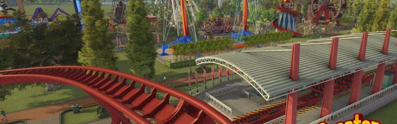 Rollercoaster Tycoon World – Ab sofort im Handel erhältlich