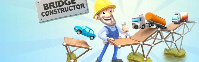 Bridge Constructor – Release Trailer veröffentlicht