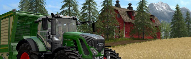 Landwirtschafts Simulator 17 – Ab sofort für Mac im App-Store erhältlich