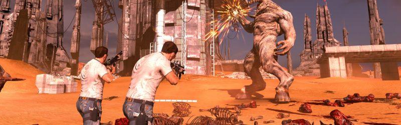Serious Sam VR The Last Hope – Coop Modus und neuer Spielmodi