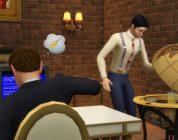 Die Sims 4: Vintage Glamour Accessoires-Pack ab sofort erhältlich
