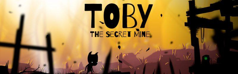 Toby: The Secret Mine – Release Trailer
