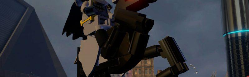 LEGO Dimensions Batman – Story Trailer wurde veröffentlicht