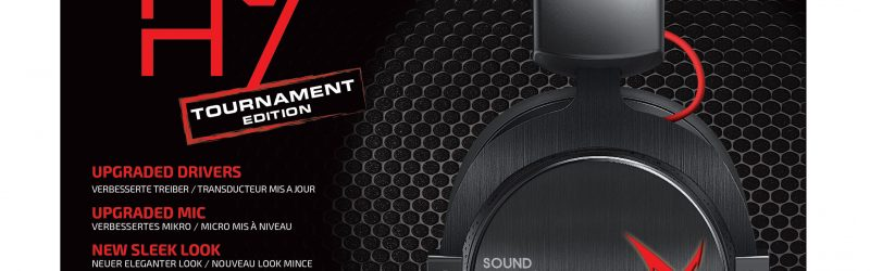 Sound BlasterX H7 Tournament Edition Headset