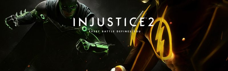 Injustice 2 – 2018 Injustice 2 Pro Series-Trailer