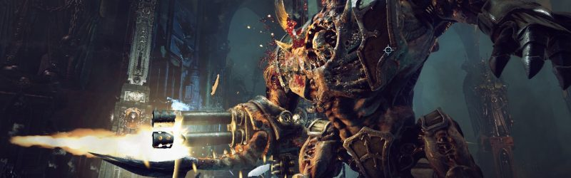 Warhammer – Hack'n'Slay Titel wurde angekündigt