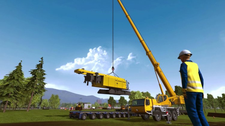 Bau-Simulator 3 – Straßenbau mit neuen Fahrzeugen