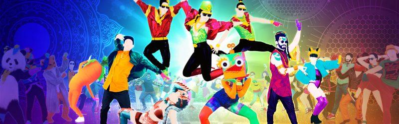 Just Dance 2017 – Ab sofort für Nintendo Switch erhältlich
