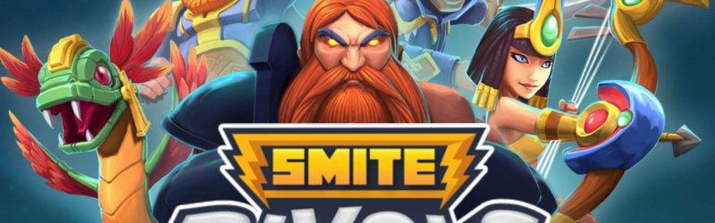 Smite Rivals – Entwicklung wurde eingestellt