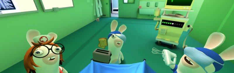 Virtual Rabbids: The Big Plan – Release Trailer