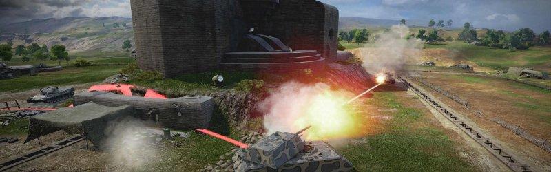 World of Tanks – Wird für VR entwickelt