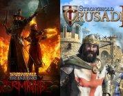 Warhammer oder Stronghold gewinnen!