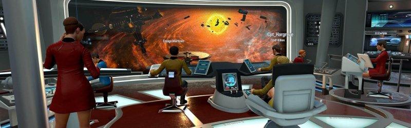 Star Trek: Bridge Crew – Ab sofort im Handel erhältlich!