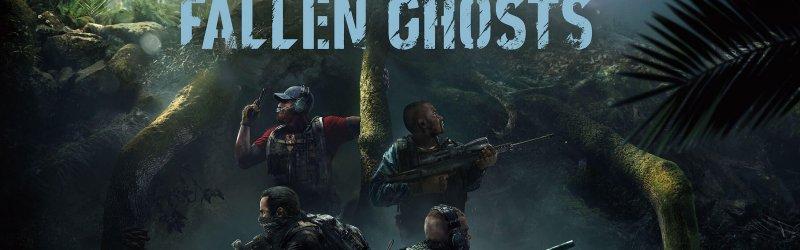Tom Clancy's Ghost Recon Wildlands Fallen Ghost erhältlich