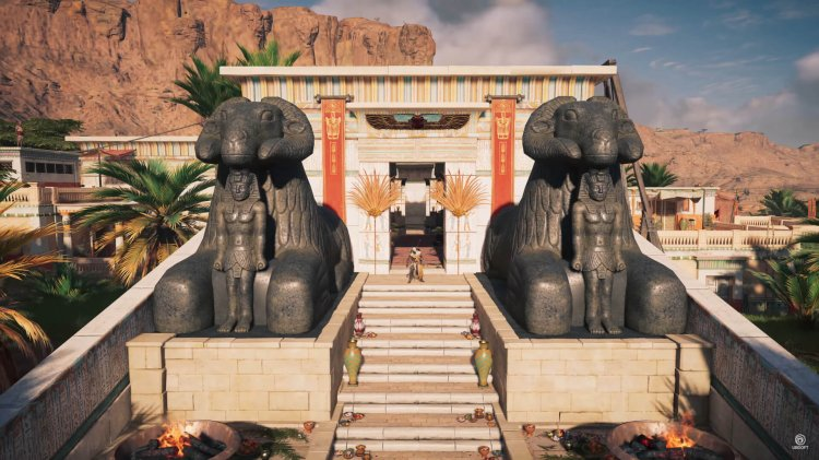 Gamescom 2017 – Neues Gameplay zu Assassin's Creed Origins
