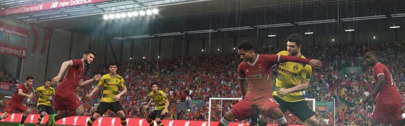 "Pro Evolution Soccer 2018 – ""Who's your Legend"" Trailer"