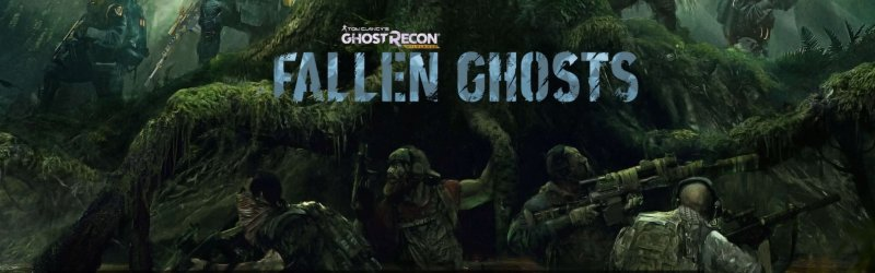 Ghost Recon Wildlands – Fallen Ghosts DLC