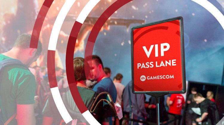 Gamescom 2017 – EA verlost VIP Pässe