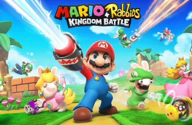 Gamescom 2017 – Mario + Rabbids Kingdom Battle Gameplay-Video