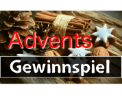 Advents Gewinnspiel – Woche 1