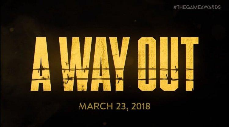 A Way Out Release Termin Bekannt Gegeben Polyradar