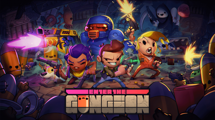 "Enter the Gungeon – Update ""Farewell to Arms"" veröffentlicht"