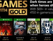 Games With Gold im Januar