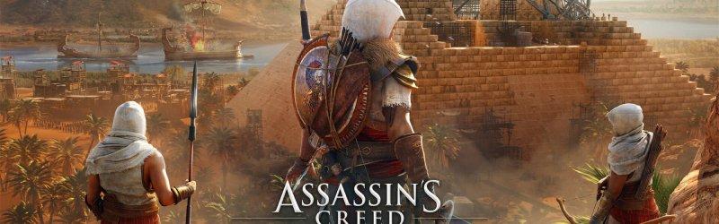 """Assassin's Creed Origins – Neuer Trailer zum DLC """"Die Verborgenen"""""""