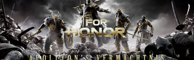 "For Honor – ""Apollyons Vermächtnis"" Event Trailer"