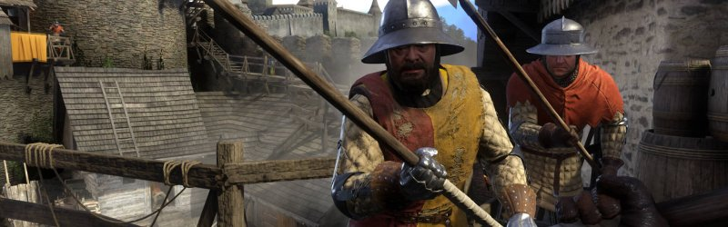 Kingdom Come: Deliverance – Making-of-Video der deutschsprachigen Synchronisation