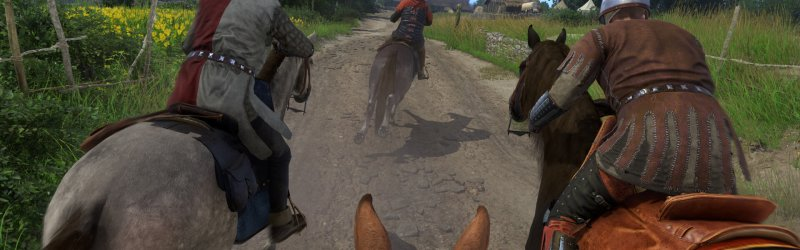 "Kingdom Come: Deliverance – Gameplay Video ""Von Verstand, Klingen und Schnapps!"""