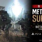 Metal Gear Survive – Zweite Beta für PC, PS4 und Xbox One wurde angekündigt!