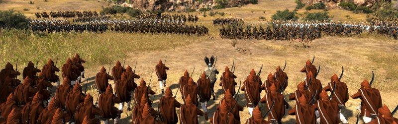 """Total War: ARENA – Neues Update und neue Karte """"Oase"""""""