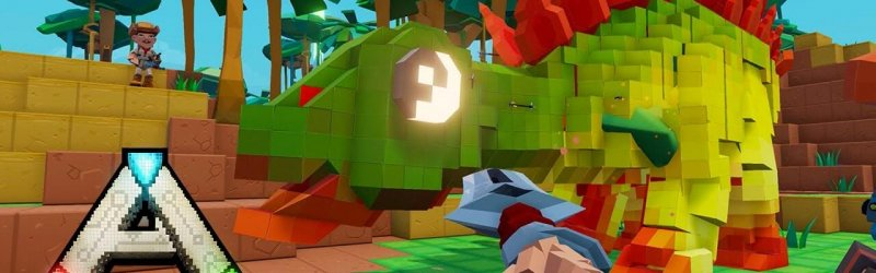 PixARK – Voxelbasiertes Open World Sandbox Survival geht ab März in den Early Access