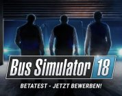 Bus Simulator 18 – Bewerbungsphase zur Closed Beta hat begonnen