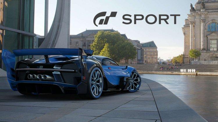 Gran Turismo Sport – Update 1.34 veröffentlicht