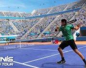 Tennis World Tour – Karrieremodus wird vorgestellt