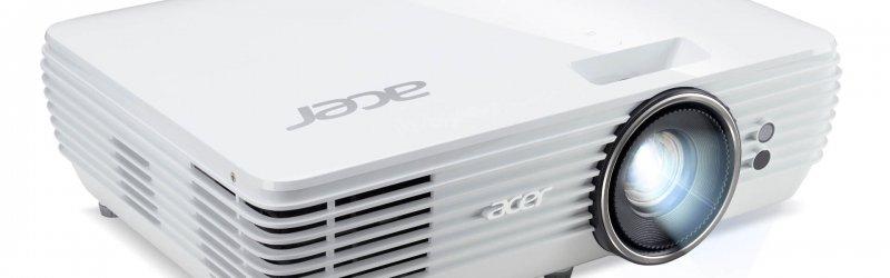 Acer stellt neue UHD-Projektoren der V6-Serie vor