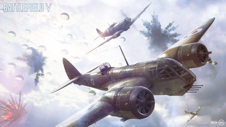 Battlefield V – Launch Trailer wurde veröffentlicht