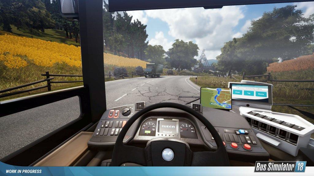 bus simulator 18 umfangreiches modding kit steht zur. Black Bedroom Furniture Sets. Home Design Ideas