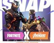 Fortnite & Avengers: Infinity War Mashup!