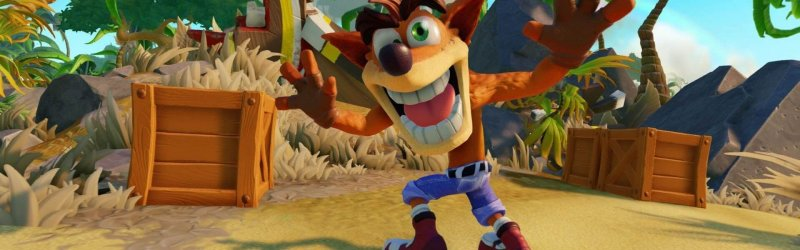 Crash Bandicoot – Futre Tense Trailer