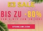 E3 2018 – Satte Rabatte im Ubisoft Store