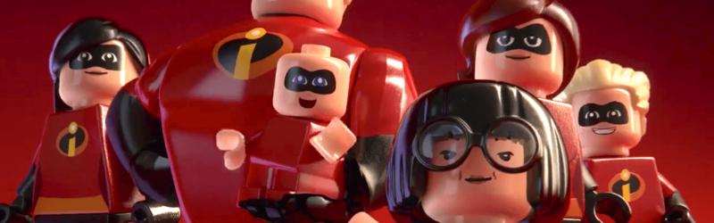 LEGO Die Unglaublichen – Trailer