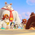 E3 2018 – Mario + Rabbids Kingdom Battle Donkey Kong Adventure bald verfügbar