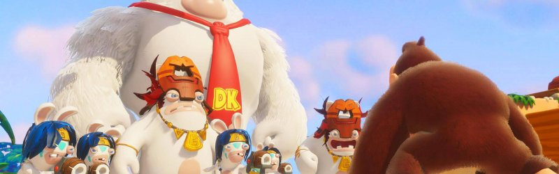 E3 2018 – Mario + Rabbids Kingdom Battle Donkey Kong Adventure bald verfügbar