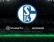 Konami gibt den Beitritt des FC Schalke 04 zur eSport-Meisterschaft von eFootball.Pro bekannt