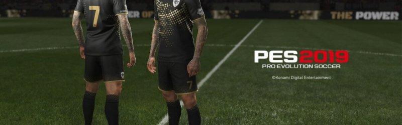 PES 2019 – David Beckham Trailer