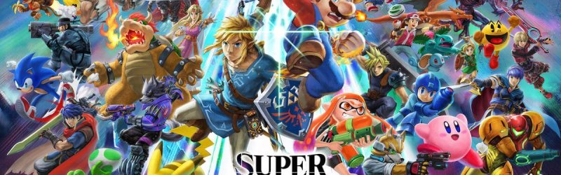 E3 2018 – Super Smash Bros. Ultimate Trailer