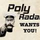 Polyradar sucht Verstärkung für unser Team!